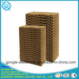 7090 Brown Color 150mm Evaporative Poultry Cooling Pad
