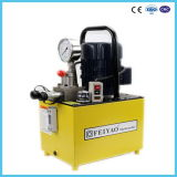 Fy-Ep High Quality Two Stage Double Acting Hydraulic Electric Pump