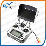 RC701 7inch Built-in AV Rx Fpv Diversity LCD Monitor for Aircraft Remote Control Toy Includes R/C Toys Model Airplane Better Application for Dji Phantom (RC701)