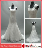 2014 Popular Mermaid Lace Bridal Dress Gown Wedding Dress (AS2662)