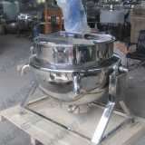 Jacketed Kettle with Agitator/Mixer