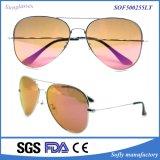Best-Selling Classic Fashion Metal Polarized Pilot Sunglasses