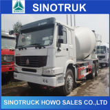 Sinotruck 8 Cubic Meters Concrete Cement Mixer Truck for Sale