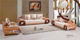 Dubai Office Fabric and Leather Sofa