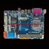 Motherboard G41-775 with LGA 775 Intel 2 Extreme Quad-Core