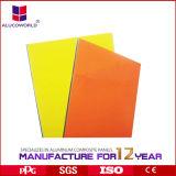 Alucoworld Protective Usage ACP Plastic Plates