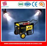 6kw Gasoline Generator Set for Home & Outdoor Use (SP15000E2)