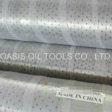 SS316L Perforated Stainless Steel Casing Pipe