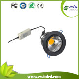 1400-1500lm15W LED Indoor Downlight Fittings with CE RoHS Certification