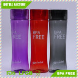 BPA Free Easy to Carry Food Grade Plastic Water Bottle