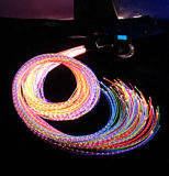 Plastic Optical Fiber DIY Kit for Light Decoration