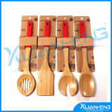 Happilar Bamboo 4PCS Utensil Set