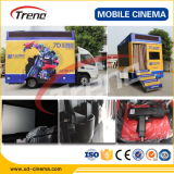 China Professional Truck Mobile 5D 7D Cinema Equipment