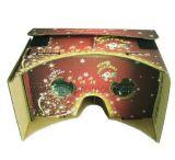 Google Cardboard Vr Virtual Reality 3D Glasses for Smart Phone
