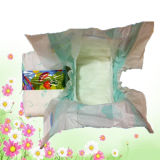 Breathable Clothlike Backsheet Baby Diapers (TYCP-3)
