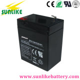Manufacturer 6V3ah Rechargeable SLA AGM Battery for Alarm System
