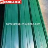 Building Material Color Steel Corrugated Roofing Sheet