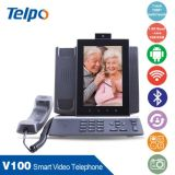 Hot Selling Wireless VoIP Video GSM Phone Supporting Six-Party Con-Call