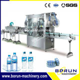 Automatic 5 Gallon Bottle Sleeve Labeling Machine