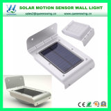 Outdoor Wall Lamp Waterproof 16 LED Sensor Garden Solar Light
