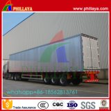 Transportation Vehicle Wholesale Multi Function Cargo Curtainside Trailer