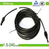 TUV Approved PV1-F Solar PV Cable (1X10mm2)