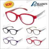 Popul New Style Flocking Reading Glasses by Italy Design (13R030P)