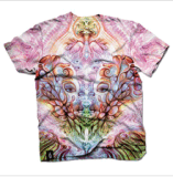 Fashion Printet T-Shirt for Men (M285)