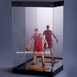 Clear Acrylic Doll Display Case