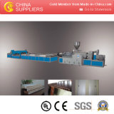 Wood Plastic Composite Profile Extruder Machine