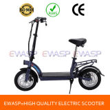Ce Approved Adult Unusual Brushless Geared Motor 2 Wheel Electric Scooter