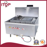 Stainless Steel Gas Rice Roll Steamer (YRRS-1)