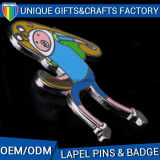 Custom Design Badge Hard Enamel Pin for Souvenir