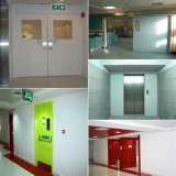 30 to 120mins Steel Fire Door with UL Certified