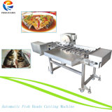 Automatic Fish Heads Cutting Machine