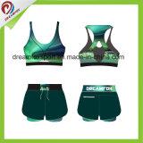 Fashion Fitness Apparel Custom Sublimation Printing Yoga Wear for Women