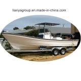 Liya 7.6m Fiberglass Fishing Boat Panga Boat Fishing Boat Panga Boat