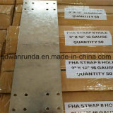 FHA strap & Boca plate & Wall brace