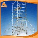 Aluminum Scaffolding Ladder Bracket, Types of Frame Scaffolding