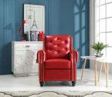 Leather Home Furniture Leisure Arm Sofa Chair