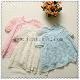 Chiffon Baby Girls Party Gown Dress for Baby Clothes