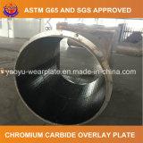 Bimetallic Wear Plate for Conveyor Chute