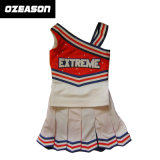 2017 New Designs Custom Girls Cheerleading Apparel (CL002)
