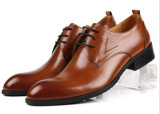 Fashion China Brand Italian Style Shoes Cow Leather Male Shoes