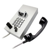 Wall Mounted Public Emergency Auto Dial SUS Telephone