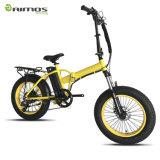Foldable Fat E Bike Fat Tire Electric Bicycle Folding
