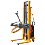 Electric Drum Stacker (Power Lifting & Two-Stage)