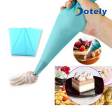 Pastry Bags Set Silicone Piping Decor Blue Set