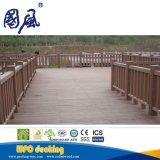 Outdoor Composite WPC Garden Fence WPC Rail