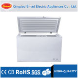 Solid Door Defrost Top Open Chest Freezer for USA Market